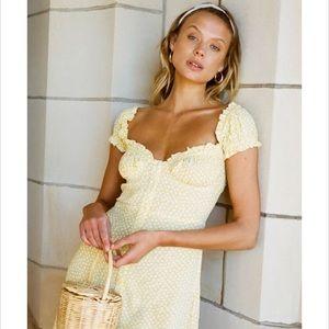 WITH JEAN Xs dress
